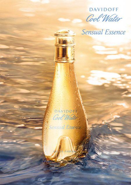 Davidoff Cool Water Sensual Essence The Beauty Gypsy Perfume Ad