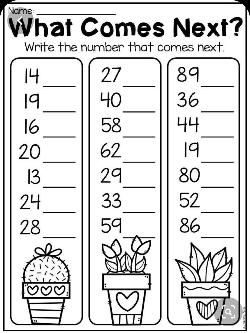 Pin By Dionne Orr On Homework Kindergarten 1st First Grade Math Worksheets Kindergarten Math Worksheets 1st Grade Math Worksheets