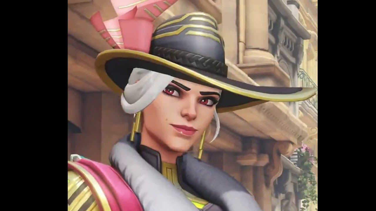 Ashe Socialite Skin Overwatch Archives Event 2019