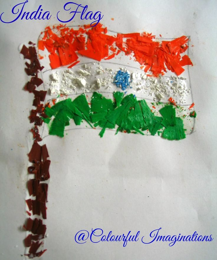 Card Making Ideas For Republic Day Part - 18: 50 Ideas For India Republic Day Or Independence Day Party - Artsy Craftsy  Mom