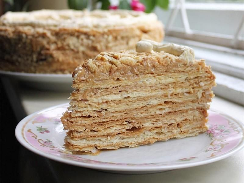 Картинки торт с со сгущенкой