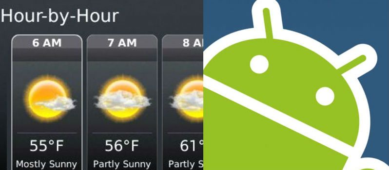 Top 5 Best Free Weather Forecast Apps for Android (Updated
