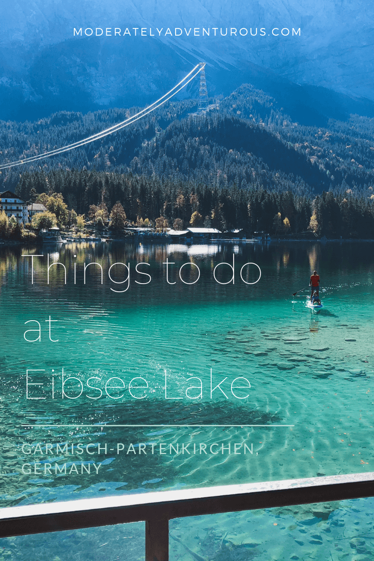 Germany Eibsee Lake Moderately Adventurous Holidays Germany Germany Travel Spot