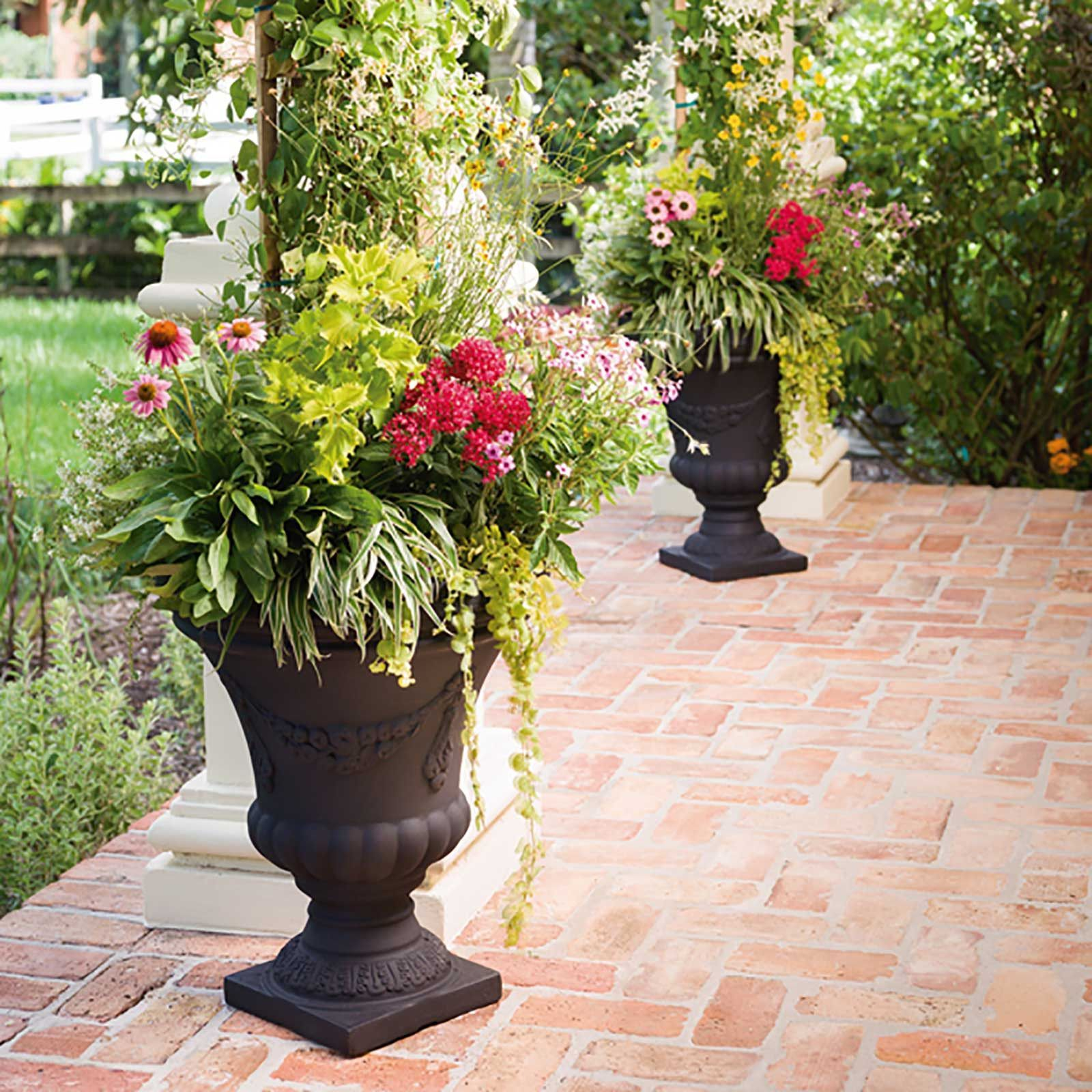 planters in chimney designs the and something planter accent different pots garden