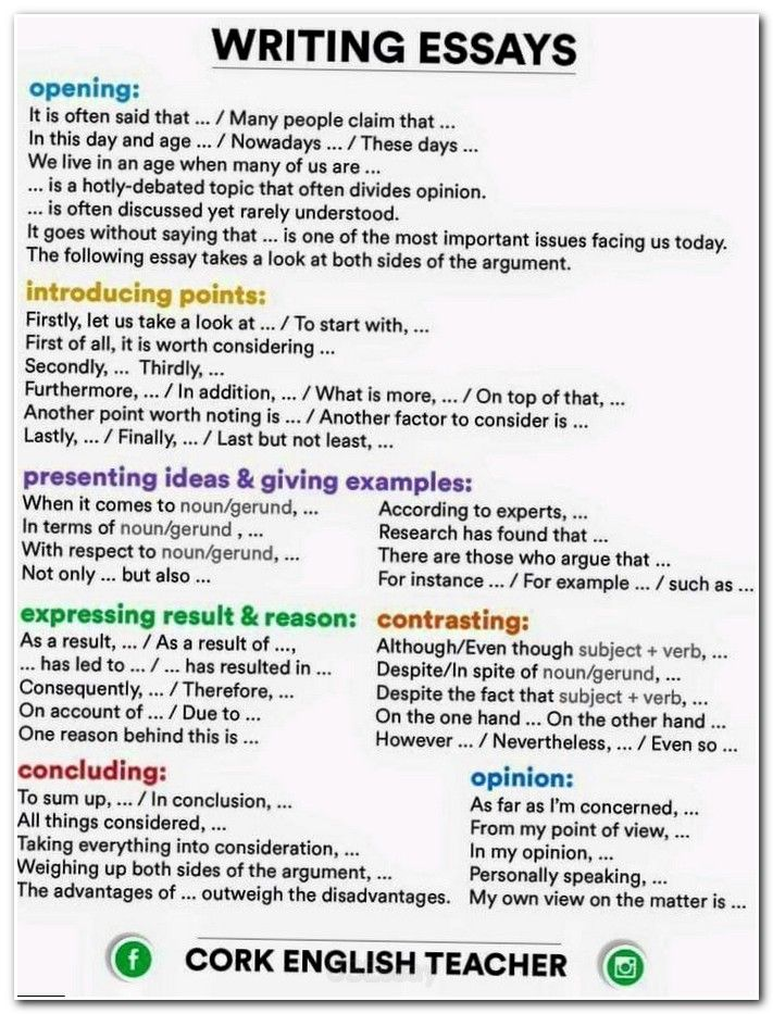 comparative essay ideas