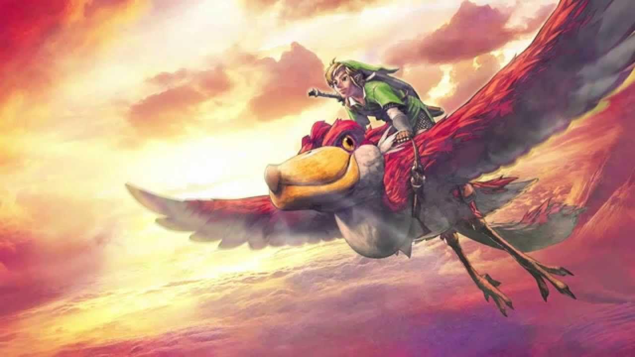 Relaxing Legend of Zelda Music Die legende von zelda