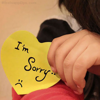 Download I Am Sorry Whatsapp Dp Photos Whatsapp DPs Profile Simple I Am In Love Images Download