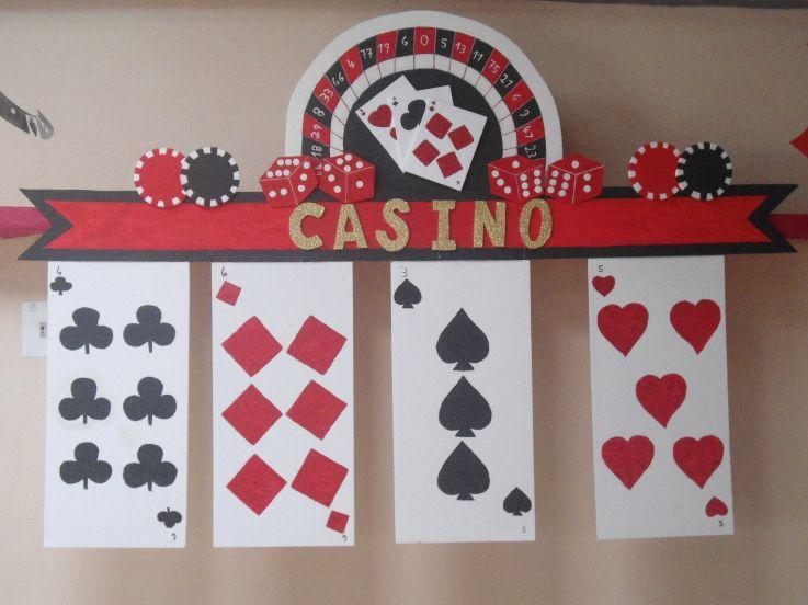 Decoraci n para fiesta de cumplea os tema casino - Decoracion fiesta cumpleanos ...