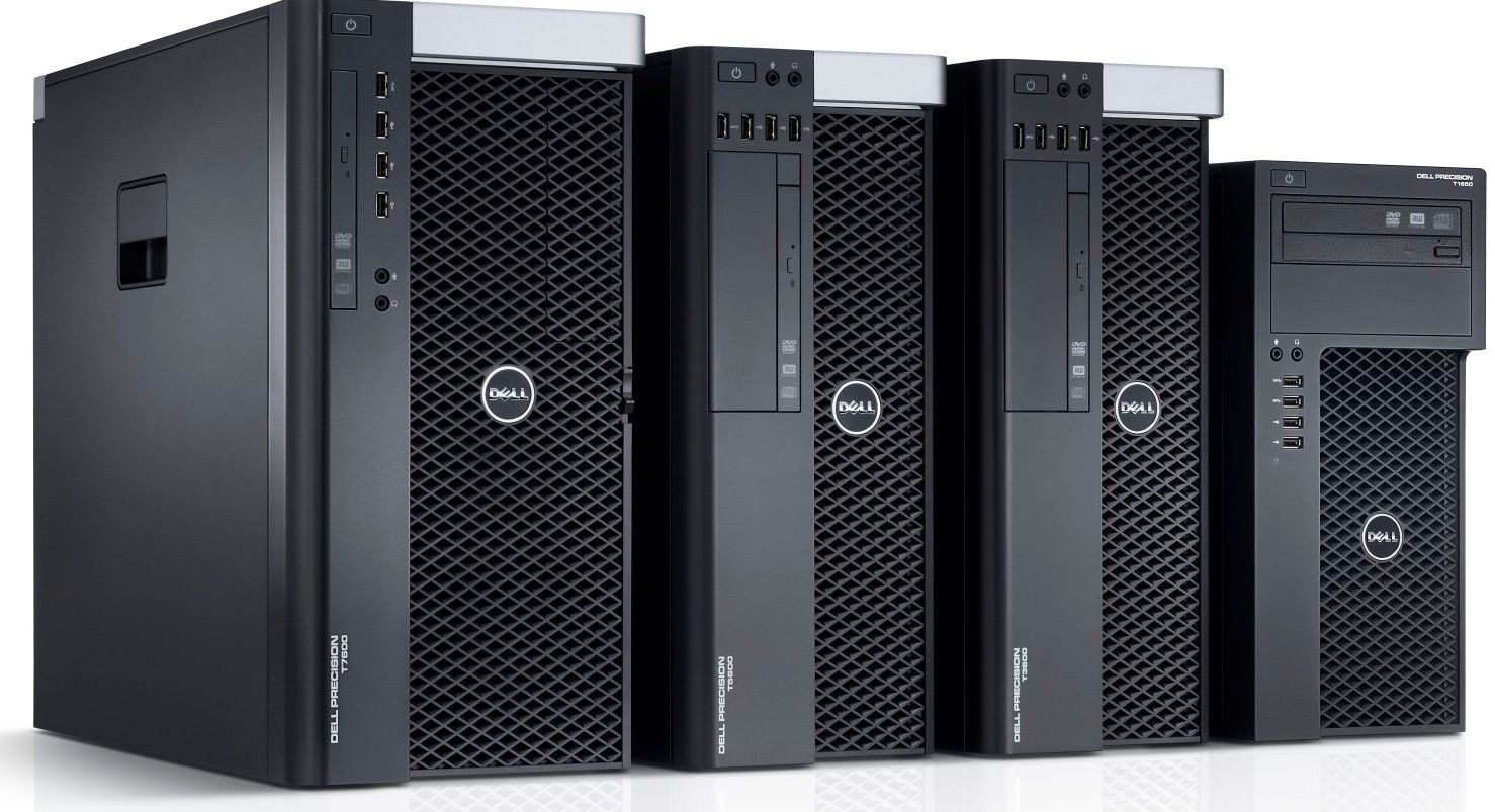 Raising the Bar with New Line of Dell Precision Workstations | Cool