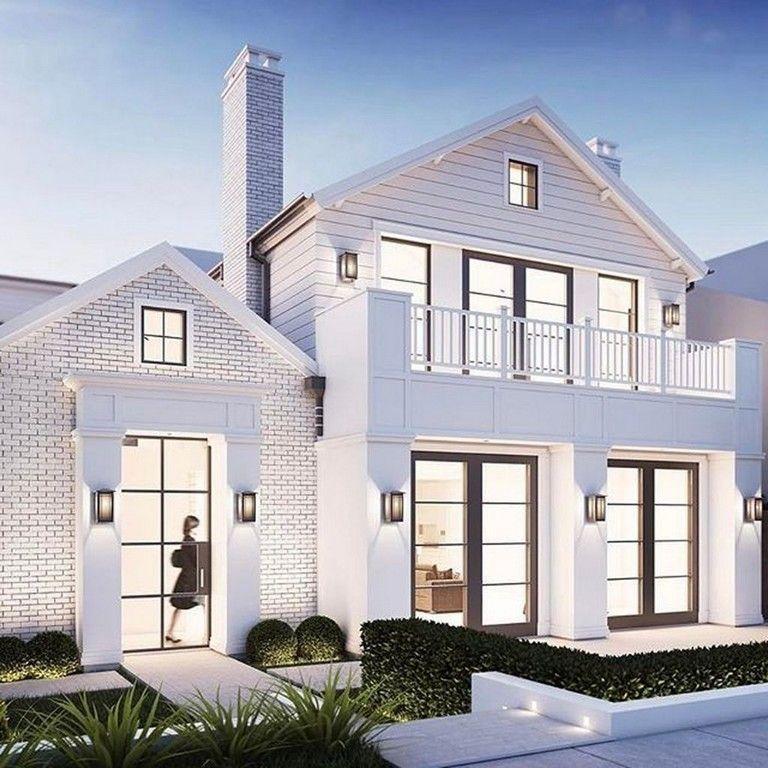 36+ Elegant White Farmhouse Design Ideas You Must Copy