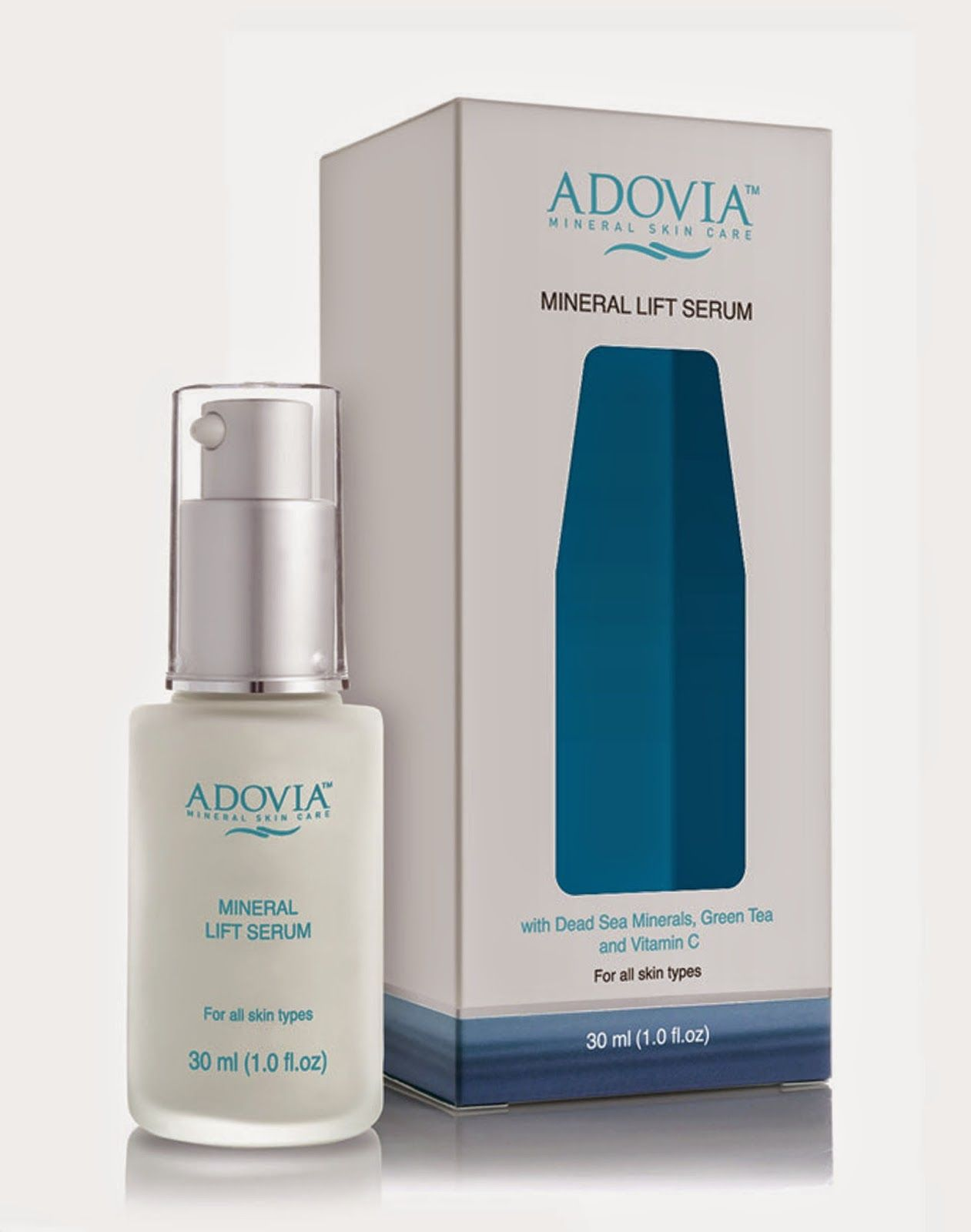 Everything for Ana: Review: Adovia Mineral Lift #Serum (with Dead Sea Minerals)