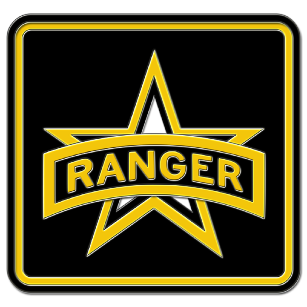 us army rangers us elite special forces pinterest army ranger rh pinterest com font used in us army logo us army star logo font