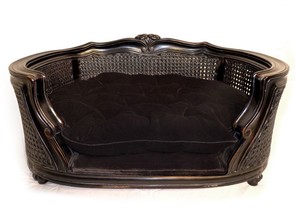 French Style Pet Bed, Luxury Pet Furniture