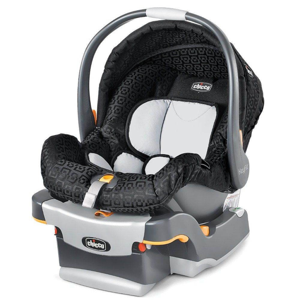 Chicco KeyFit Infant Car Seat Ombra Autositz, Baby