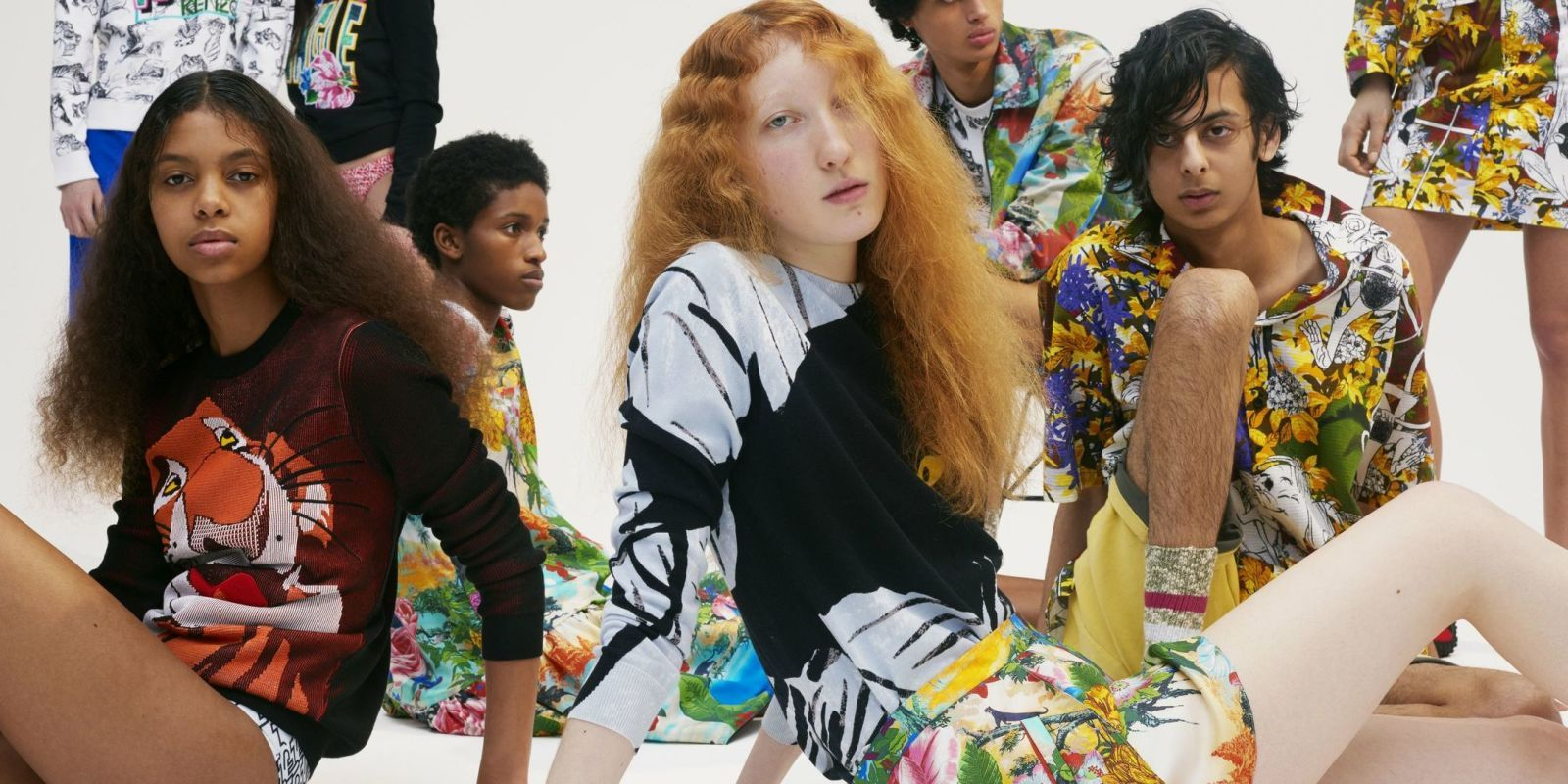 Kenzo's Jungle Book Collection is Made for Your Inner Disney Lover http://ift.tt/1pTsuwg #ELLE #Fashion