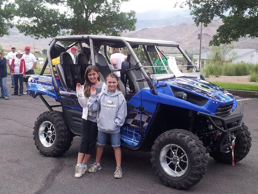Lifted Teryx | Kawasaki Teryx 4 | Monster trucks, Go kart, Atv