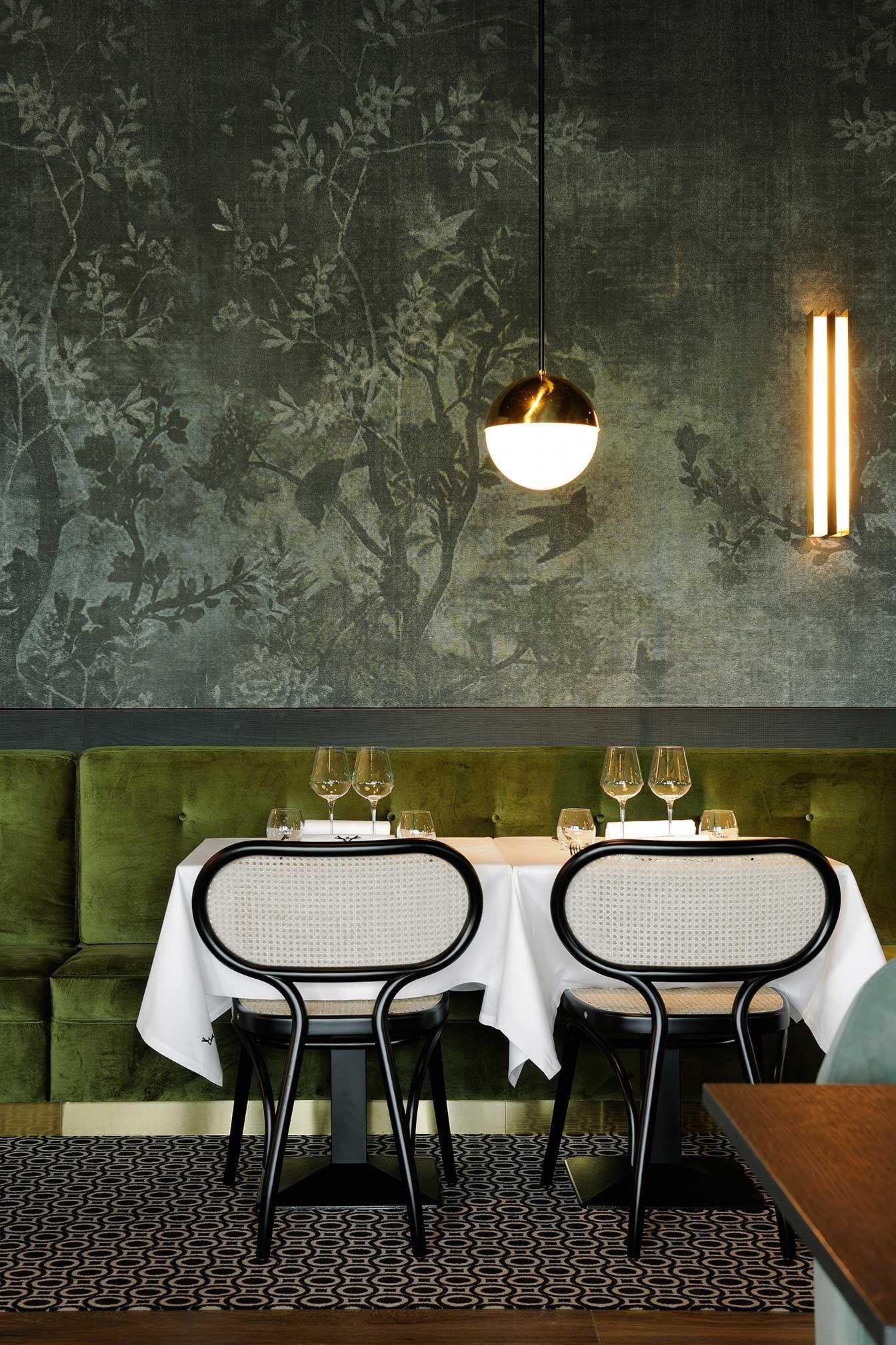 La Forêt Noire Restaurant in Lyon