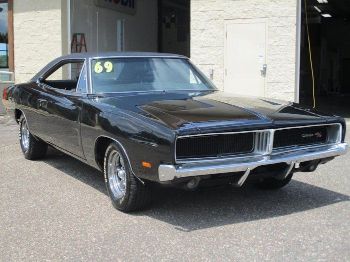 Dodge Charger Rt For Sale >> Classic 1969 Dodge Charger R T For Sale 2144046 49 900