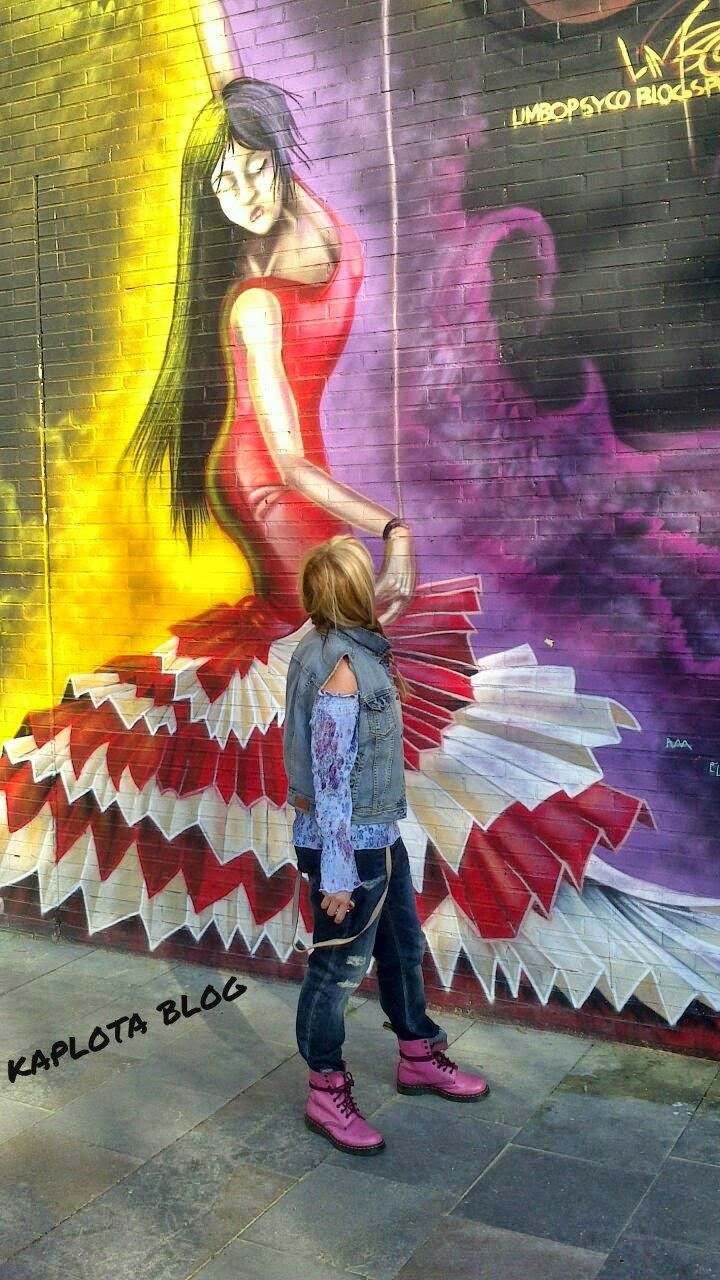 Los creativos son ellos . . .  by Kaplota: Kaplota entre graffitis . . .