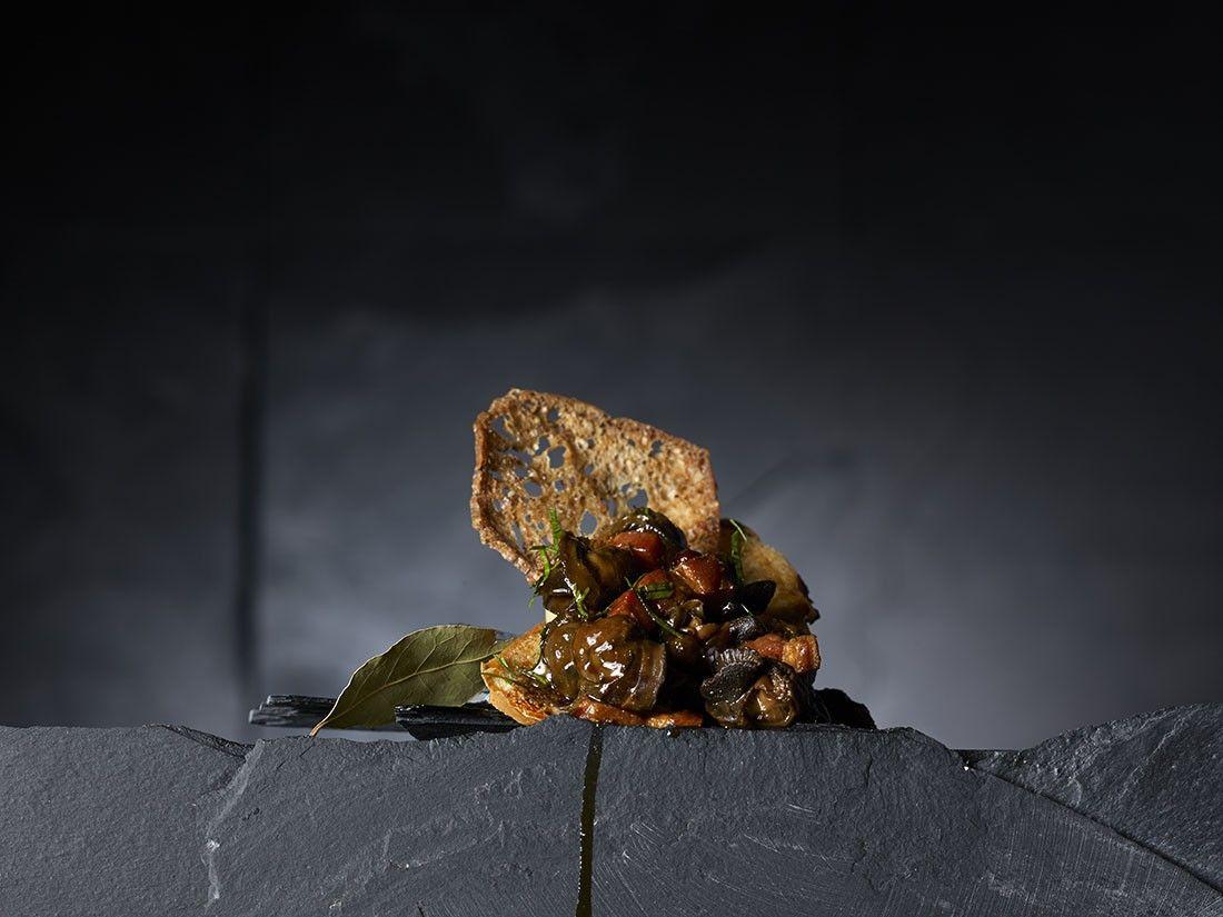 Civet d'escargots aux petits lardons par le Chef Giovanni Apollo #apollorecettes