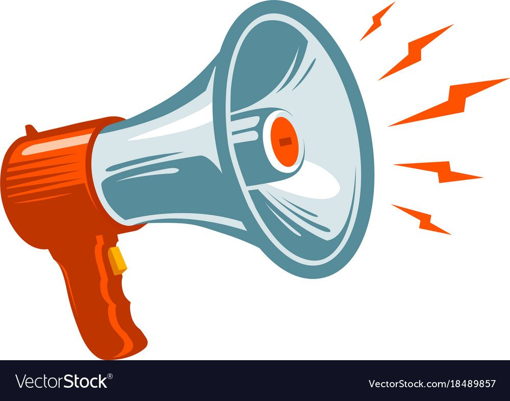 megaphone loudspeaker mouthpiece symbol or icon vector image on in 2020 with images universal design symbols vector megaphone loudspeaker mouthpiece symbol