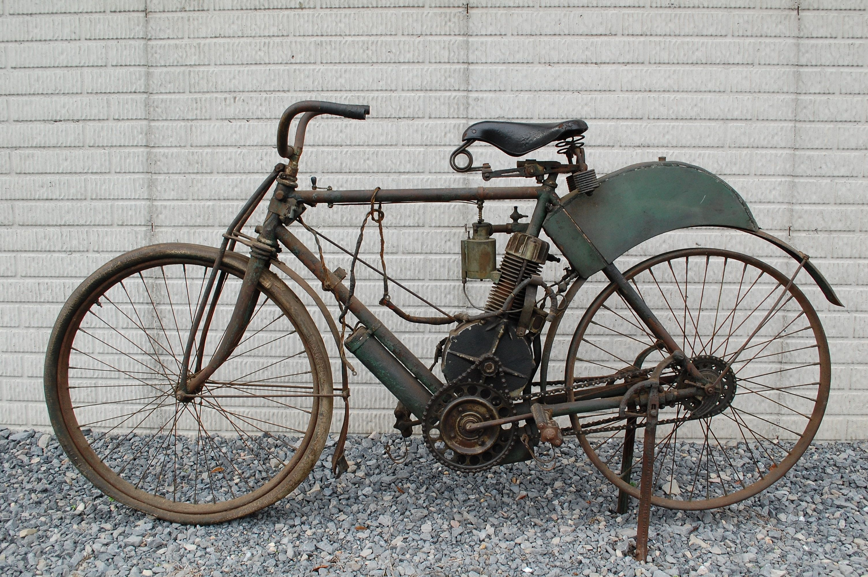 Vintage Wwii Inspired Electric Bike Indian Motorcycle Motorcycle American Made Motorcycles