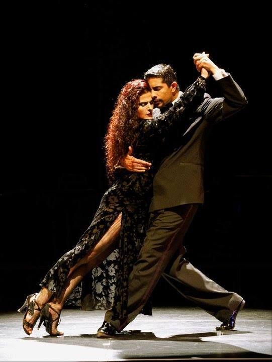 Dating a tango dances