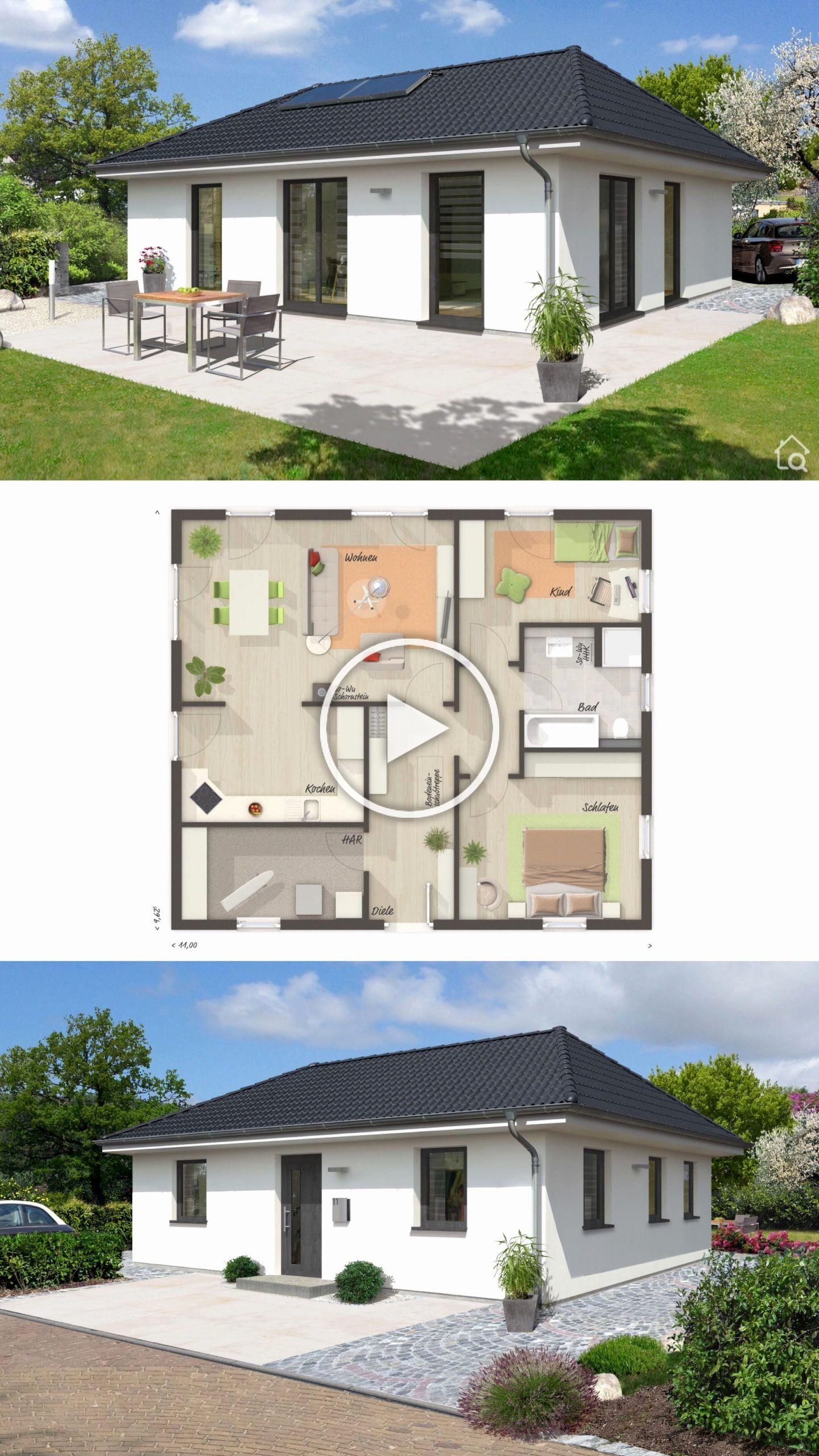 Hip Roof House Plans Contemporary New Bungalow House Floor Plans With E Level Modern In 2020 Building Plans House One Floor House Plans Bungalow House Floor Plans