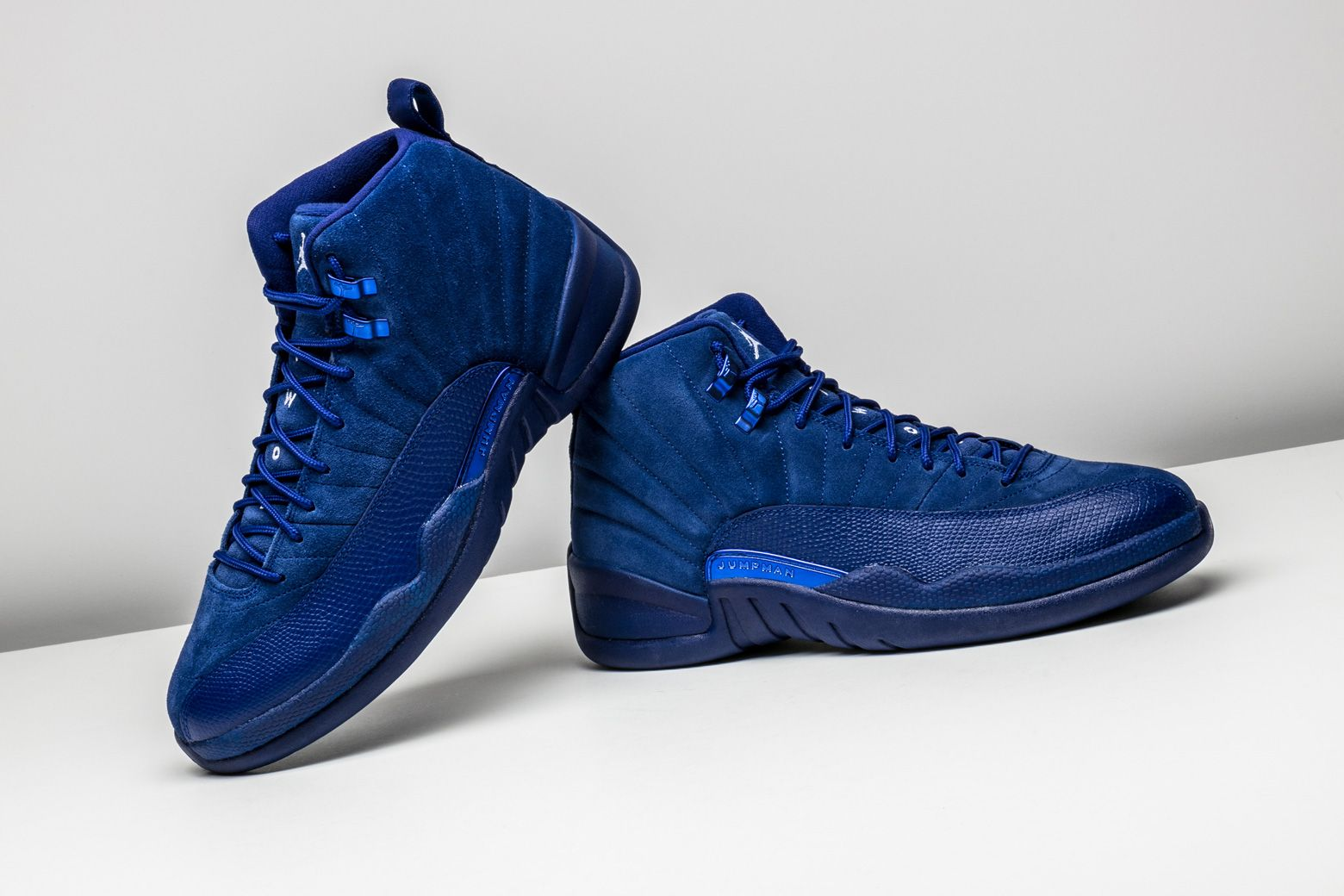 super popular 65d1b fea3f Royal Blue · Tonal sneakers remained on trend in 2016, bringing dope  releases like the Air Jordan 12