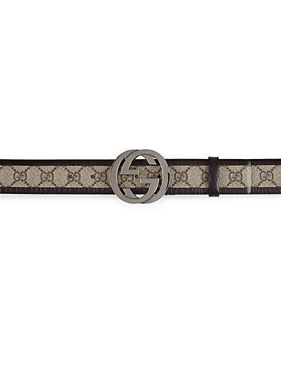 a66ea8389 Gucci - GG Plus Buckle Belt | Men's Fashion for the Les Woman | Belt ...