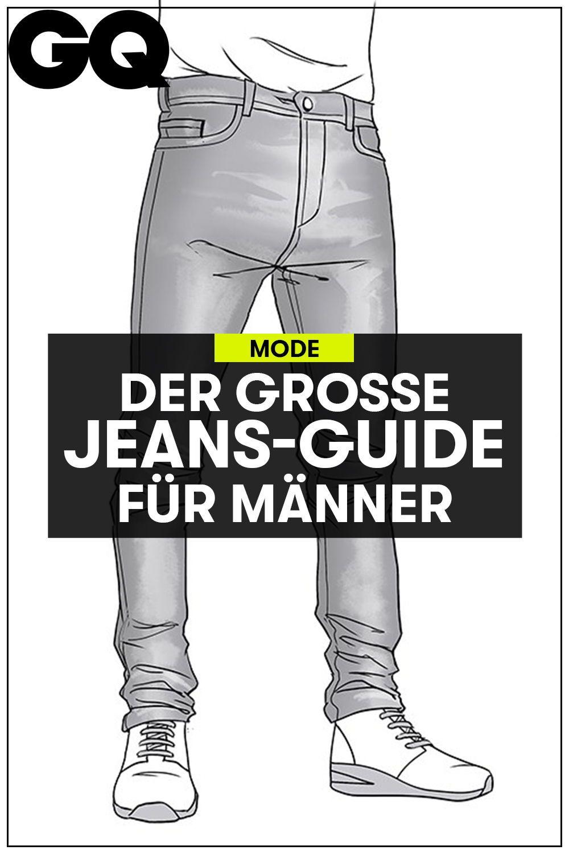 Der große GQ Jeans Guide   Perfekte jeans, Jeans und Modetrends