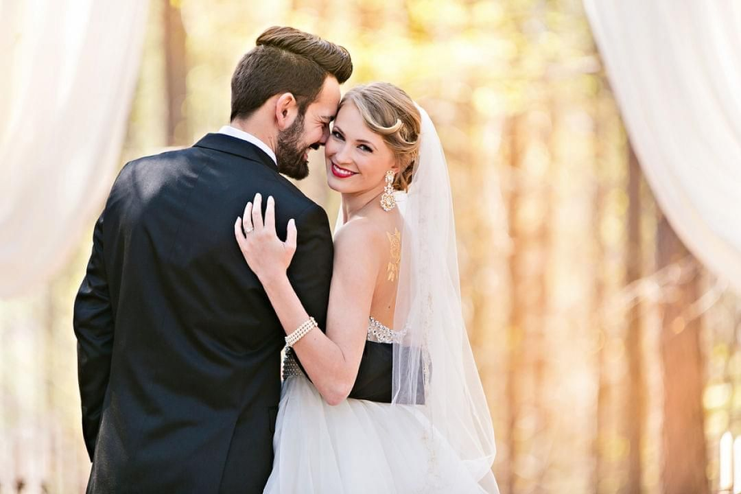 Enchanted Woods Styled Shoot on Borrowed & Blue.  Photo Credit: Megan Vaughan Photography