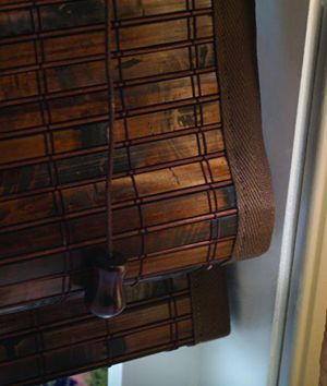 Add Beauty And Privacy To Windows With Woven Window Blinds