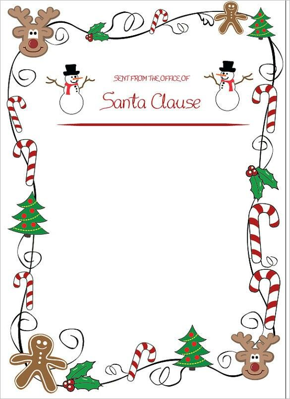 Christmas Template For Word Magnificent Pinshannon A On Christmas  Pinterest  Christmas Letters
