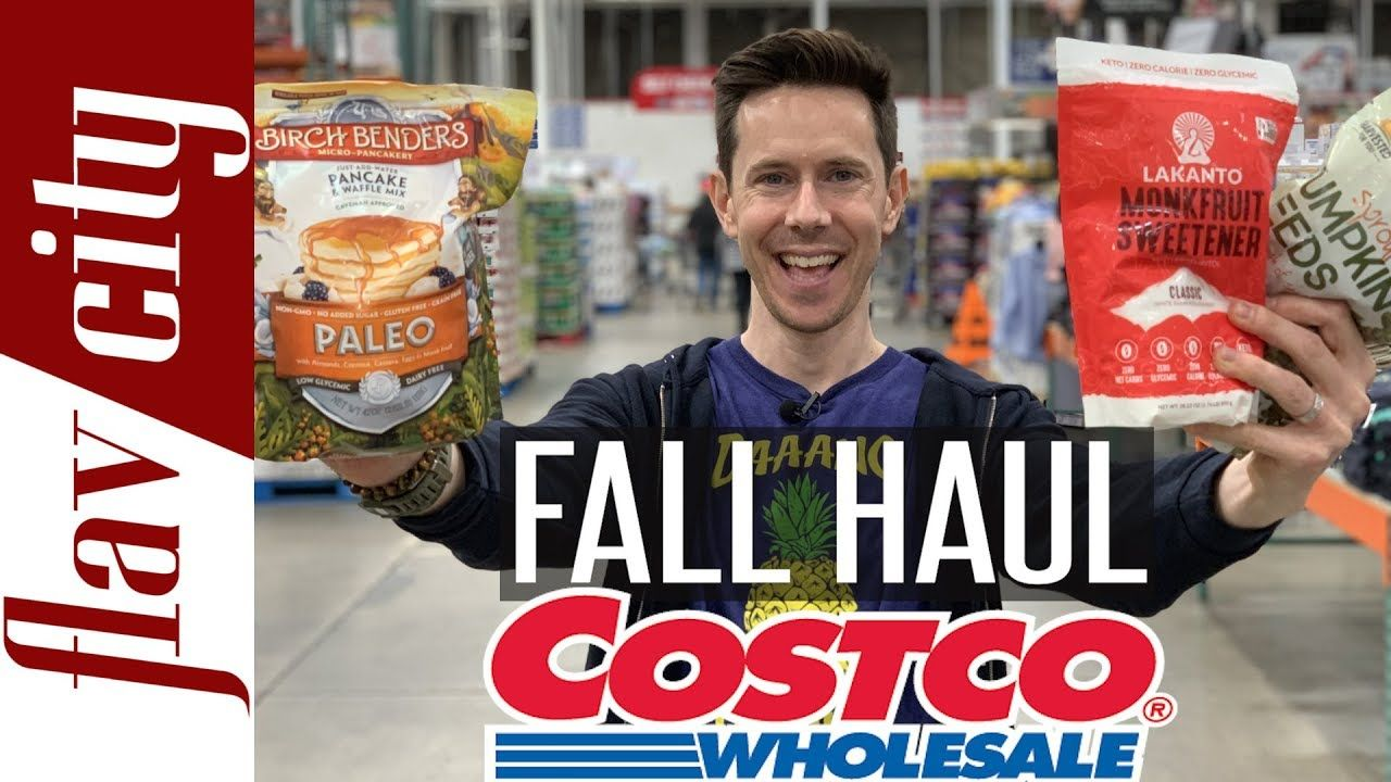 Fall Costco Haul What To Buy At Costco Right Now Youtube