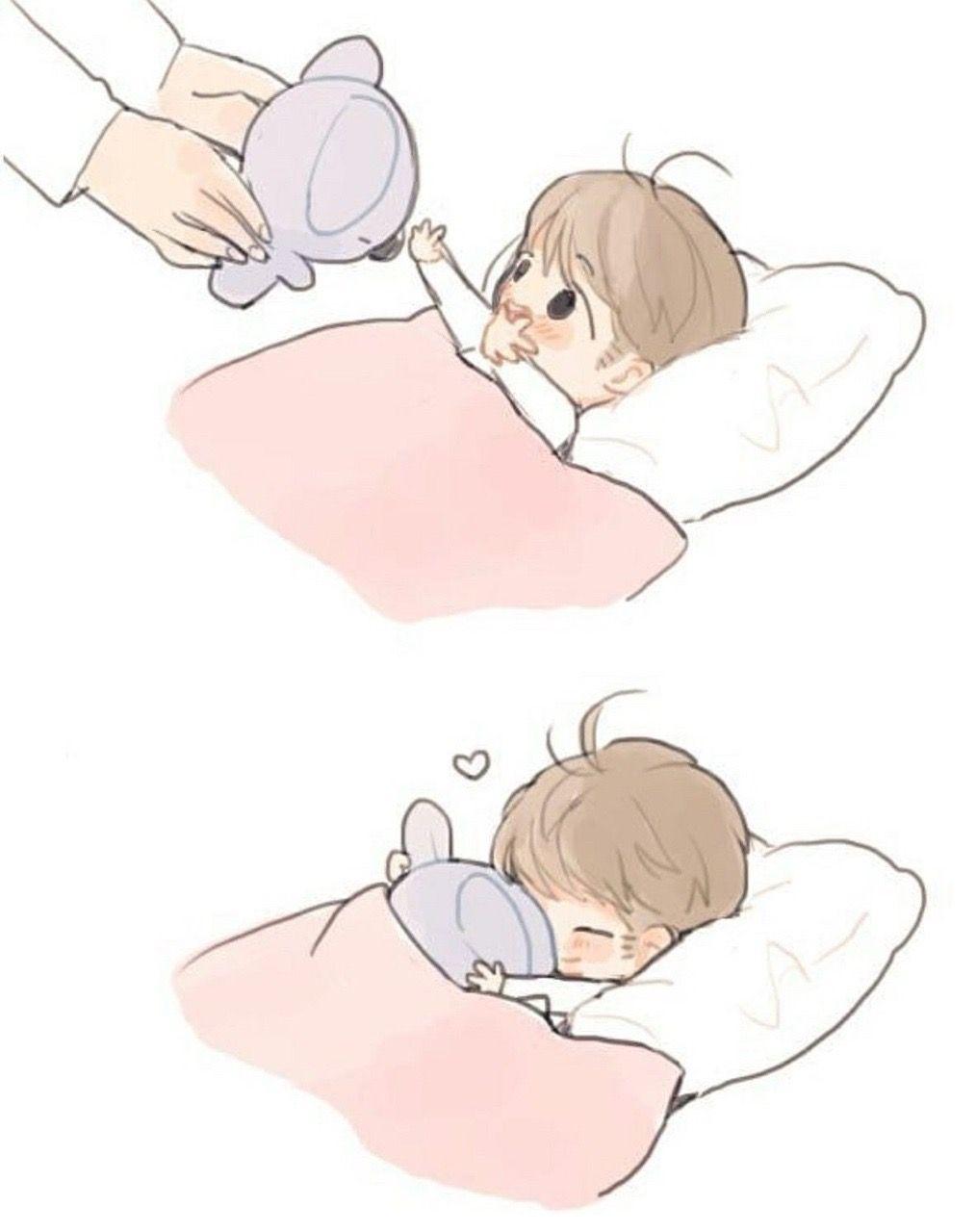 Pin By Ronnie Lynn On Kawaii In 2020 Anime Baby Anime Child Anime Family