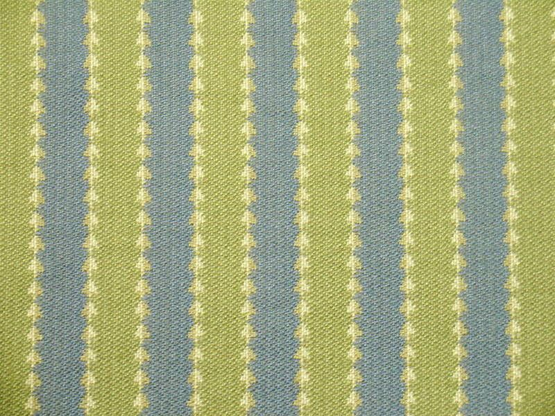 duralee rosemont crypton blue green stripe upholstery fabric ebay