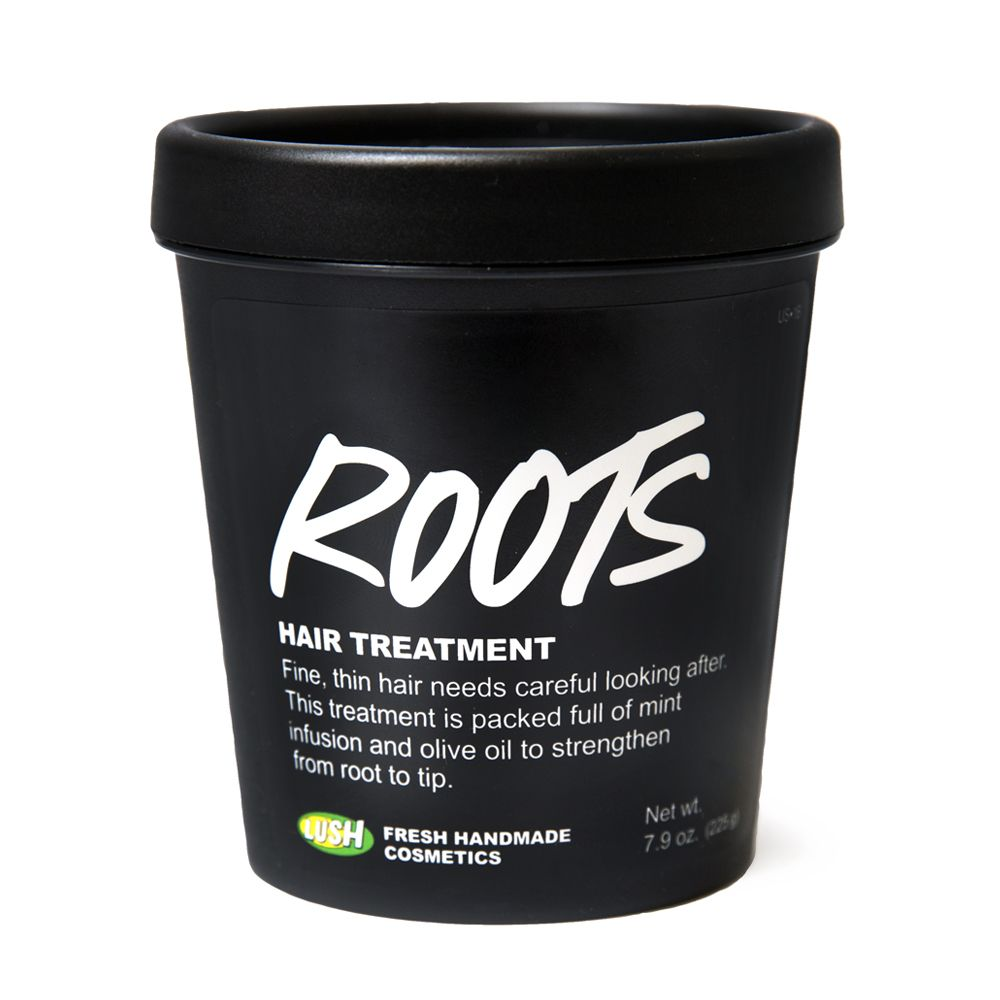 Roots Hair Starting Healthy Hair Lush Cosmetics