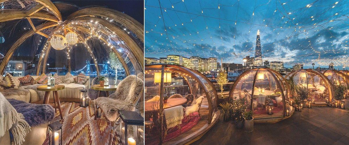 London's Best Winter Terraces & Rooftops | London travel ...