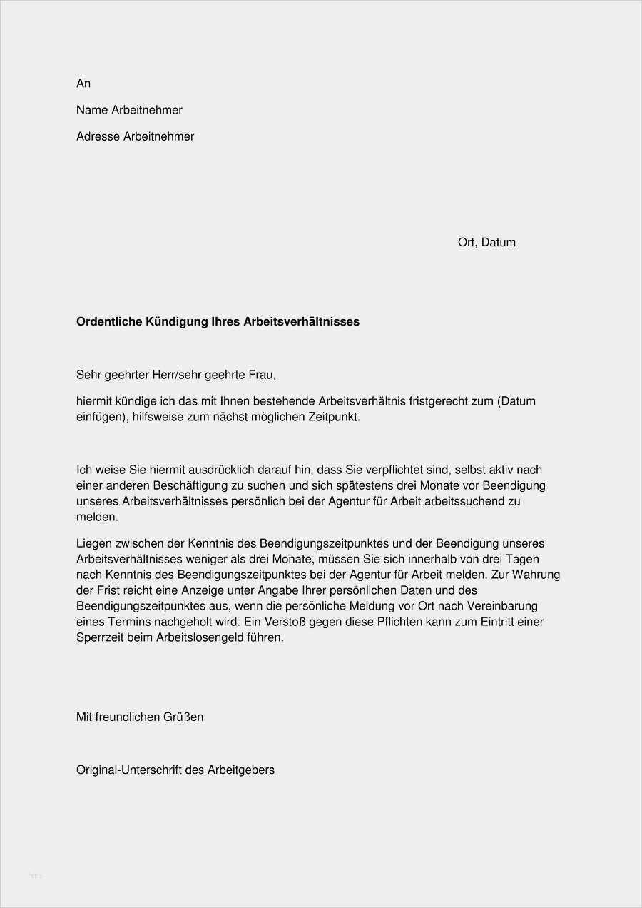 23 Fabelhaft Fitx Kundigung Vorlage Pdf Bilder In 2020 Vorlagen Word Vorlagen Kundigung Arbeitsvertrag
