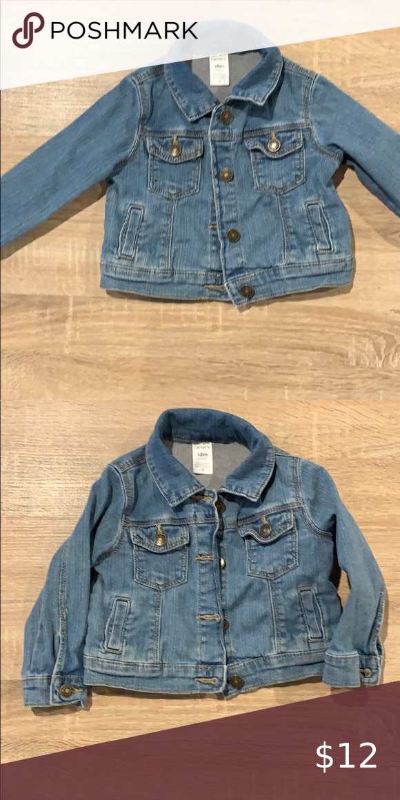 Jean jacket. Great condition