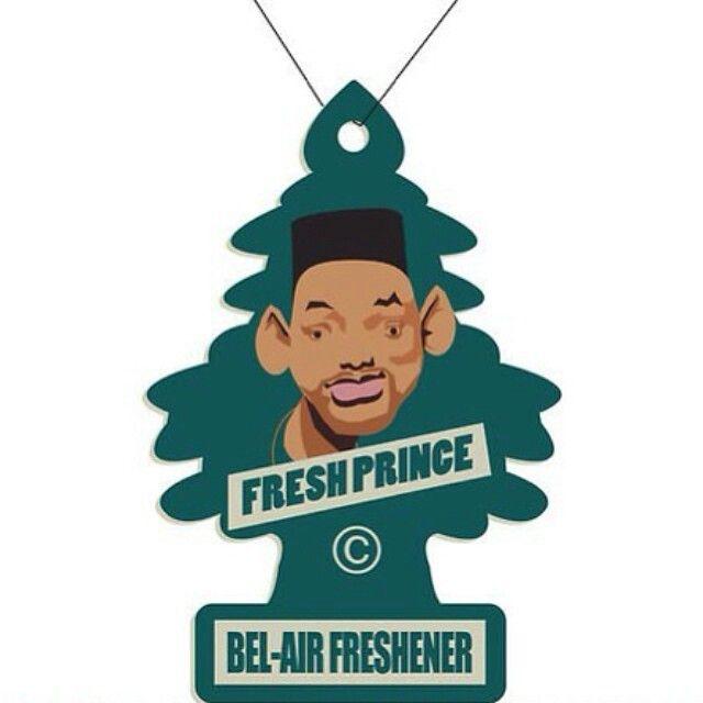 Bel Air Freshener lol