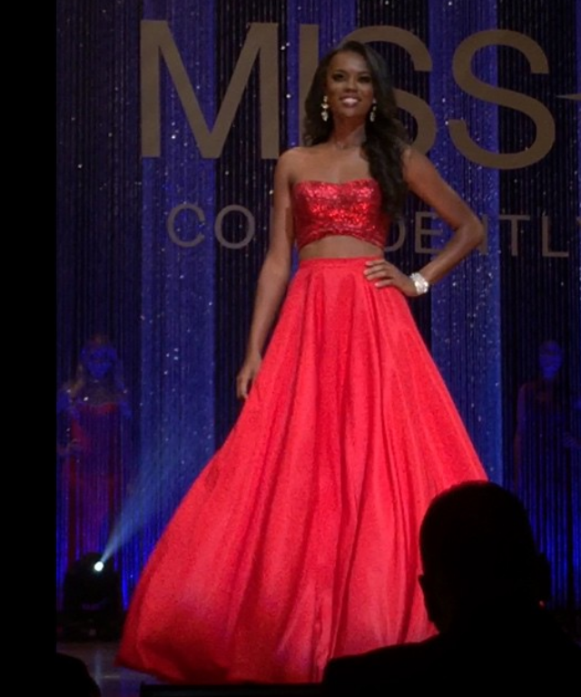 Miss Colorado USA 2015 Evening Gown: HIT or MISS?