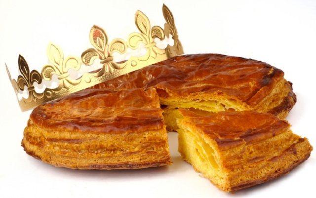 Receita de Bolo de Reis Folhado (França) | Doces Regionais