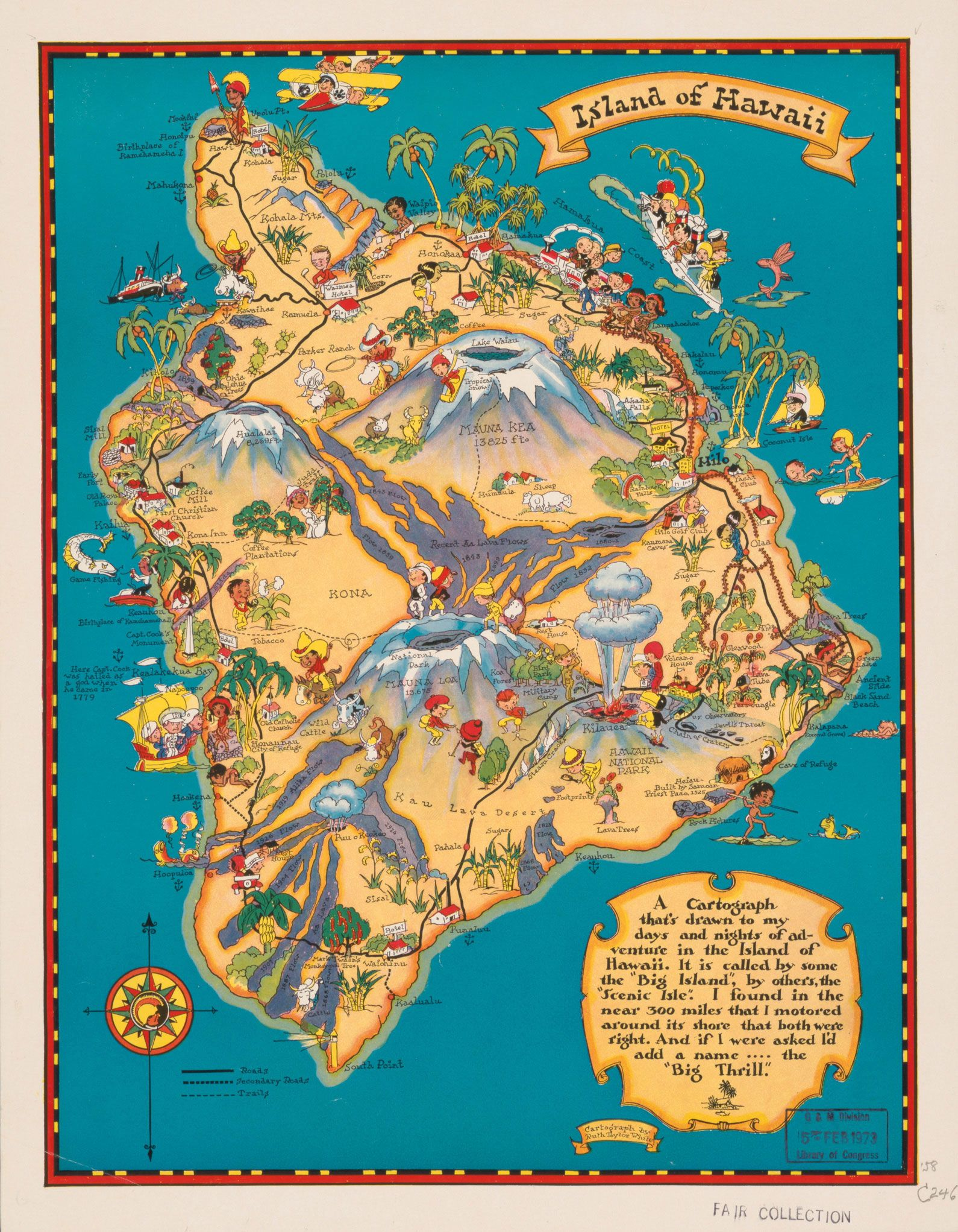 Geography Isn\'t Sacred in the Playful World of Pictorial Maps | Fly ...