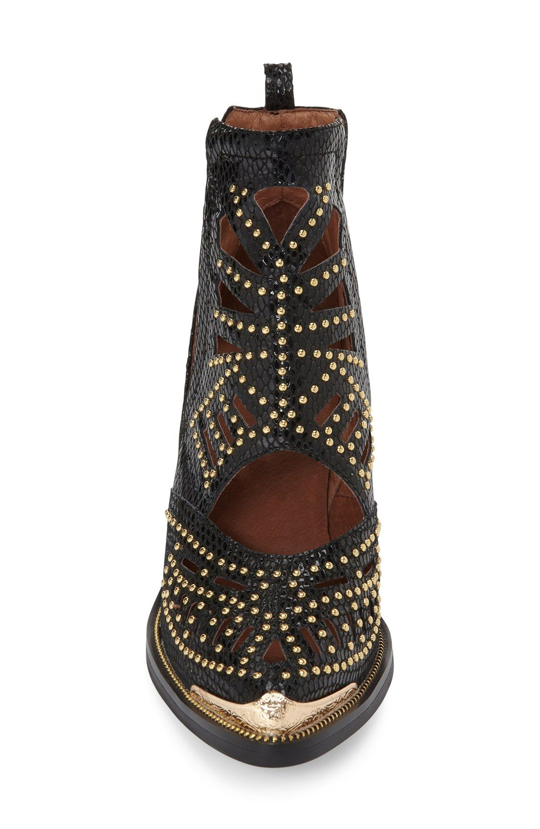 Jeffrey Campbell 'Maceo' Pointy Toe Bootie (Women)