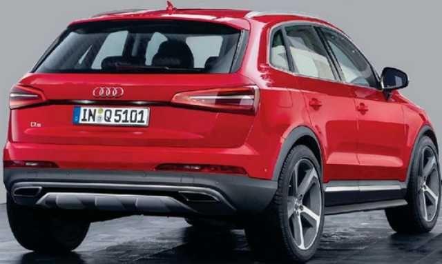 Release Audi Q5 2016 Review Rear View Model