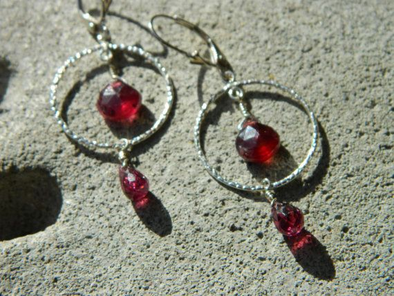 Romantic Valentine's Day Earrings!