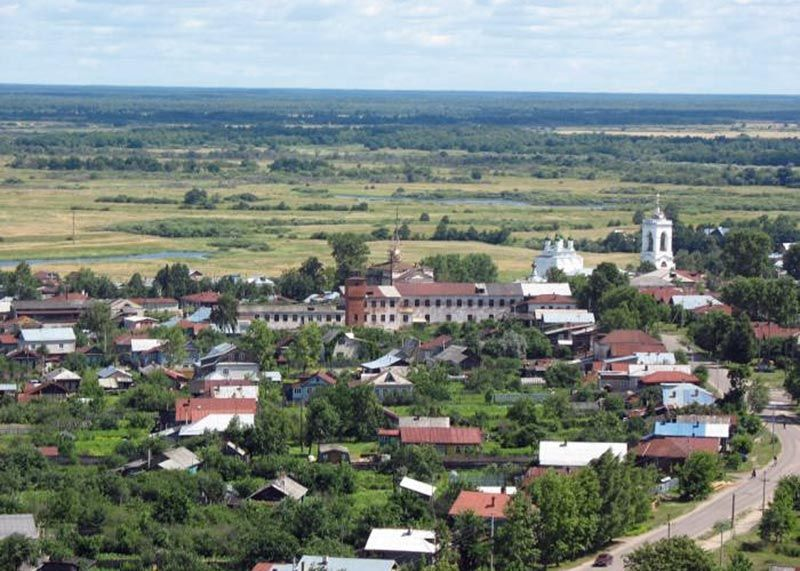 Мстера -The first written mention of Mstera refers to the 1628 vintage ancestral domain of princes Romodanovsky