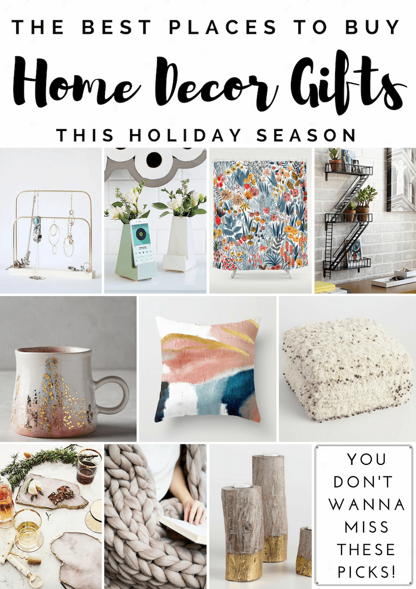 Home Decor Gift Guide Best Places To For Gifts And A Giveaway Dwell Beautiful
